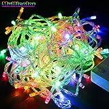 Autolizer 300 LED RGB Multi-Color Fairy String