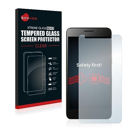 11 opinioni per Savvies Vetro per Huawei Honor 6 Pellicola Vetro Temperato, Vetro Protettivo-