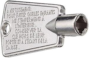 216702900 Freezer Door Keys, for Electrolux Frigidaire Gibson Kelvinator Westinghouse freezer Door Replaces AP4071414 PS2061565 AP2113733 06599905 08037402 12849