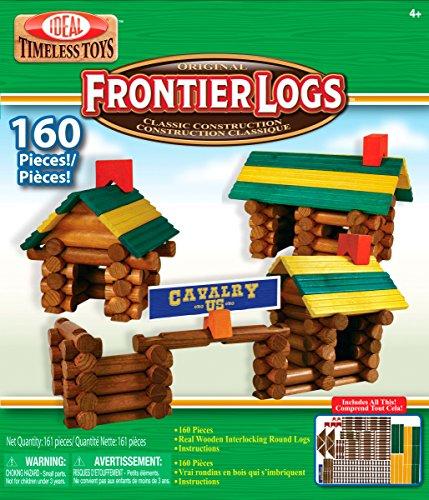 ideal-frontier-logs-160-piece-classic-wood-construction-set