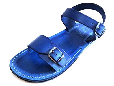 Beautiful Handmade SANDALS for Men Women GENUINE LEATHER - KIBUTZ Style by SANDALIM - GET YOURS NOW !!!