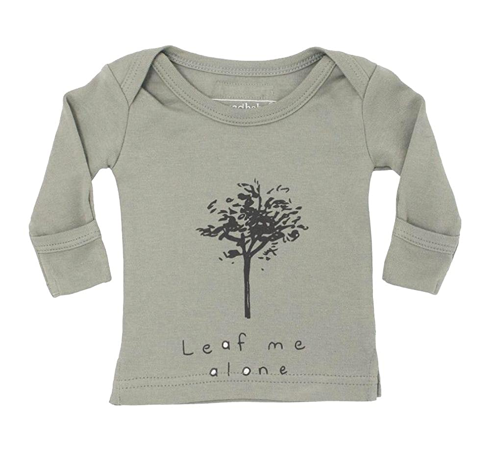 L'ovedbaby Unisex-Baby Organic Cotton Long Sleeve Shirt