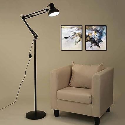 Luz interior Lámpara de pie LED de regulación, sin ...
