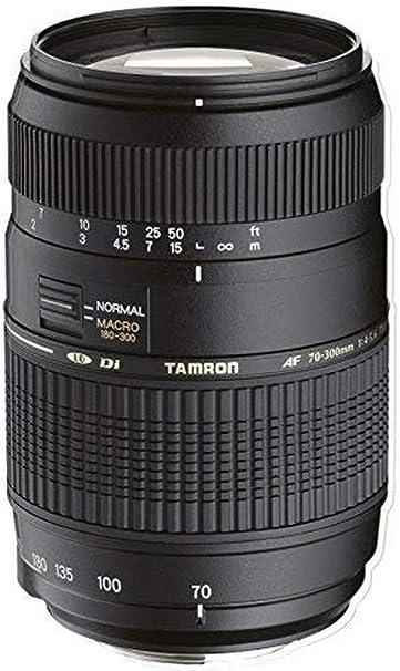 Tamron Af 70 300 Mm 1 4 5 6 Di Ld Macro 1 2 Kamera