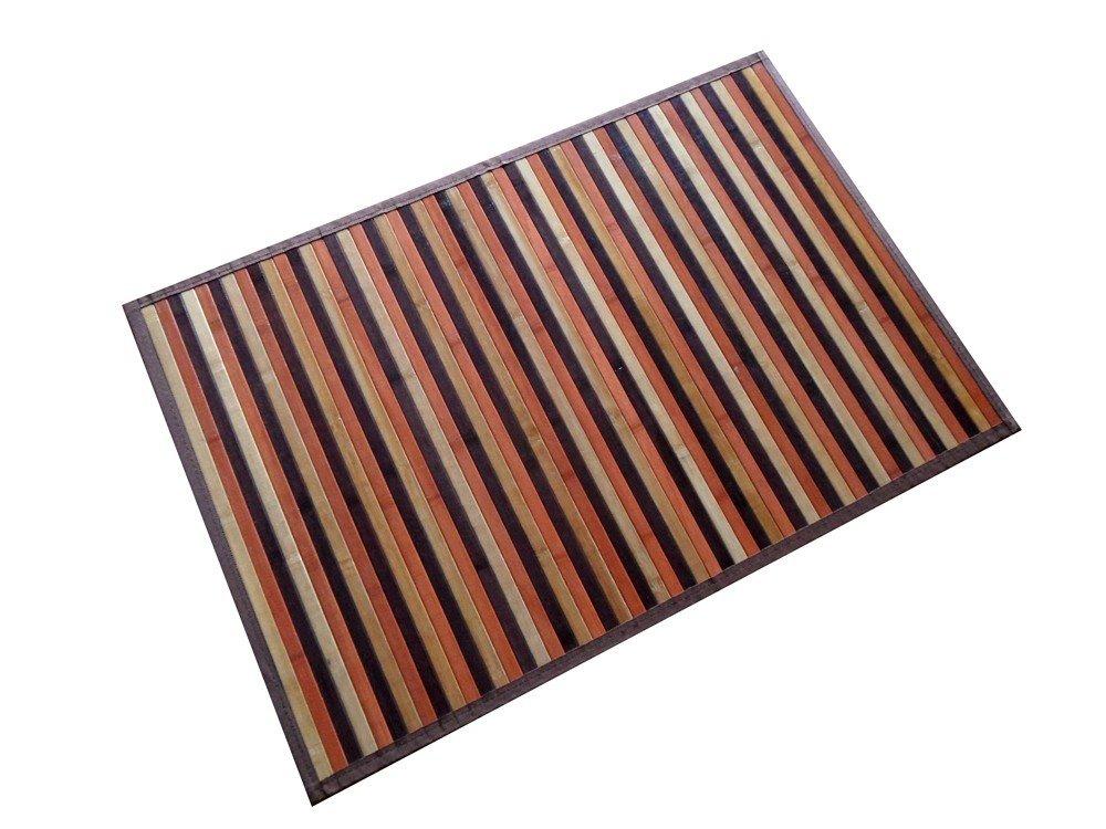 Bertha Hogar - Alfombra Bambú Kanda, 140x200 cm, bicolor product image