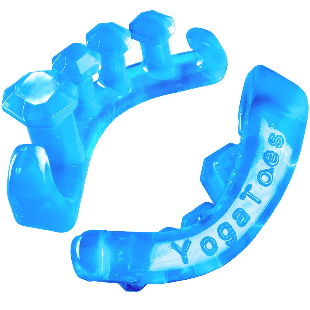 YogaToes Gems - Gel Toe Stretcher & Separator: Instant Therapeutic Relief For Feet. Fight Bunions, Hammer Toes & More! Yoga Toes NA