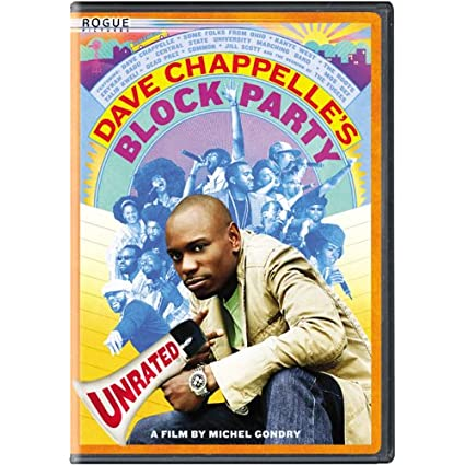 Dave Chappelle's Block Party (Unrated Widescreen Edition) | NEW COMEDY TRAILERS | ComedyTrailers.com
