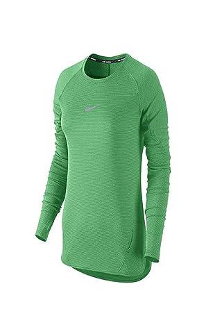 b5ee21157de9 NIKE Womens Dri-Fit AeroReact Running Shirt 686957 at Amazon Women s ...