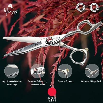 Amazon.com: Ninja Masaru tiburón profesional tijeras de ...