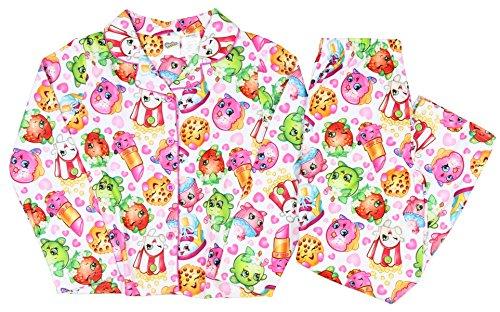 shopkins-little-girls-coat-button-front-pajama-set-xs-4-5
