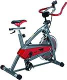 سكاي لاند دراجة التمرين , احمر , EM-1544