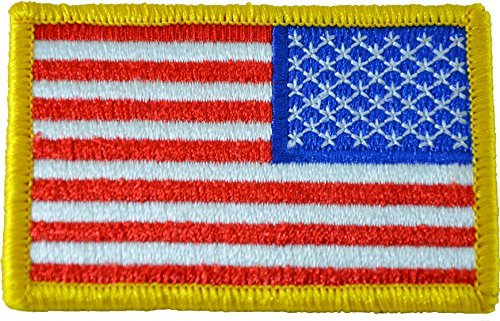 - Tactical Reverse USA Flag Patch - American Flag 2