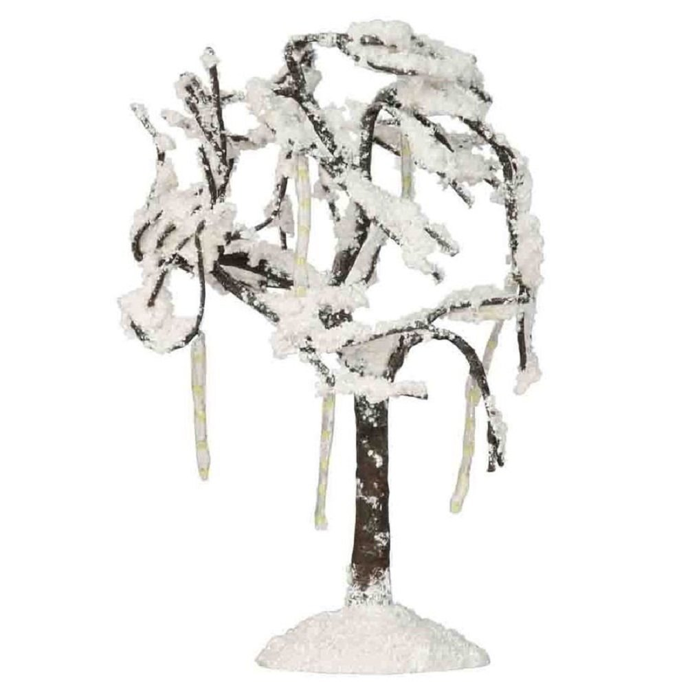Lemax Icicle Tree Battery Operated