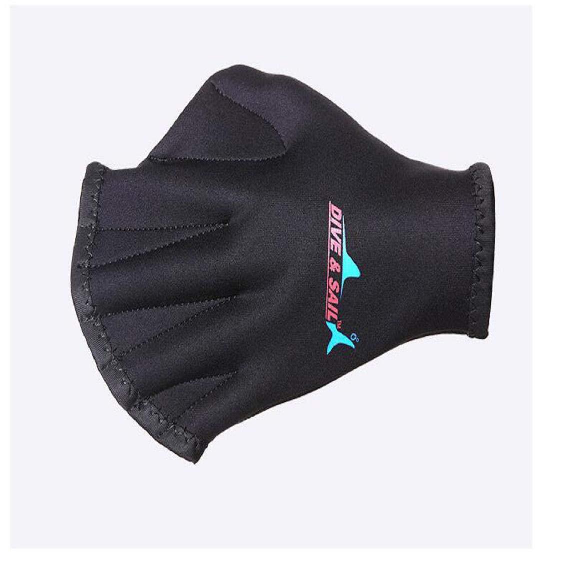 Nataci/ón//Surf//Buceo//Snorkling//Vela//Kayak//Pirag/üismo//Jetski//Accesorios de Neopreno//Accesorios de Trajes de Neopreno Koojawind/Paddle Glove Webbed Glove