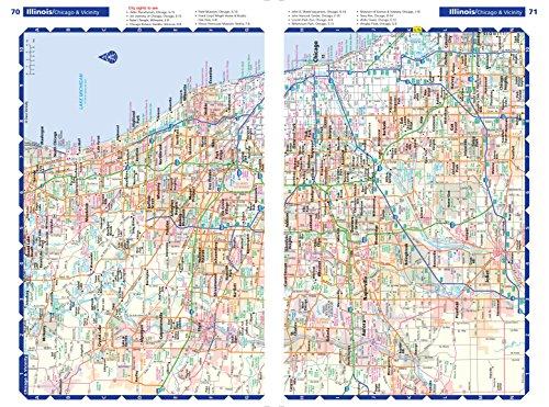 Rand McNally 2016 Large Scale Road Atlas (Rand McNally ...