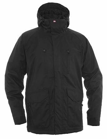 Quiksilver Dart 5 K Jacket black black - black Size XXL  Amazon.co.uk   Sports   Outdoors a2b7ab41e9