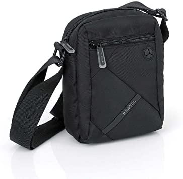 Oferta amazon: GABOL - Bolso Reportero Gabol Twist, color Negro