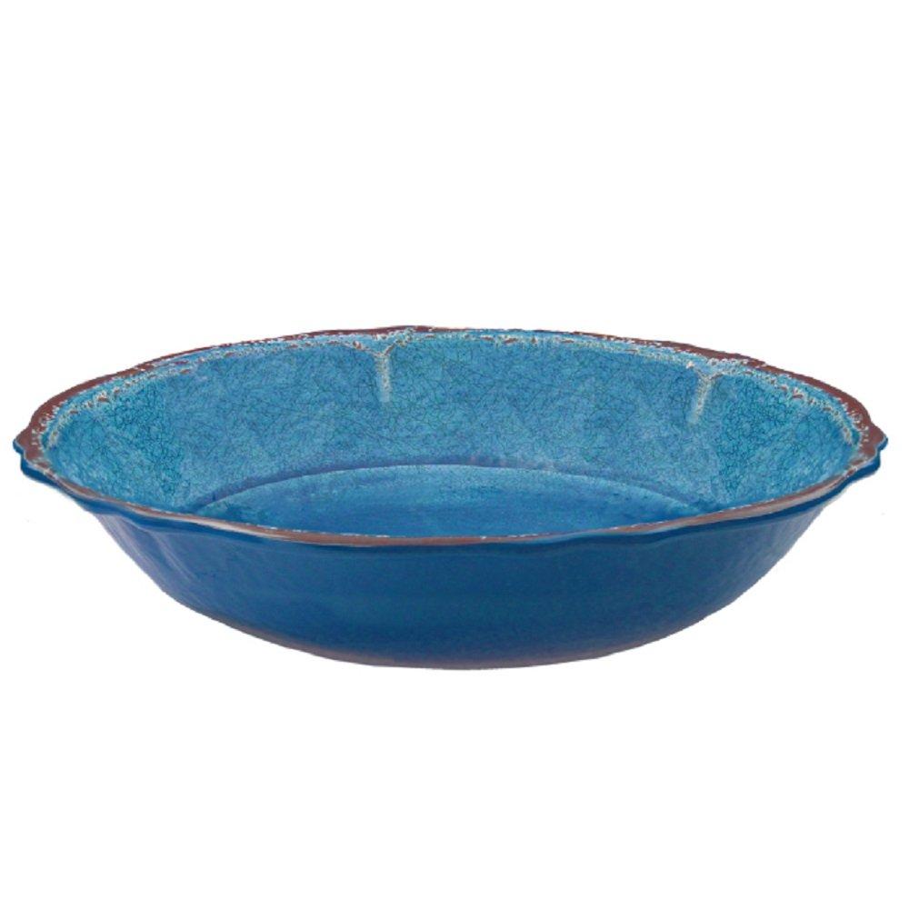 Le Cadeaux Antiqua Salad Bowl, 13.75