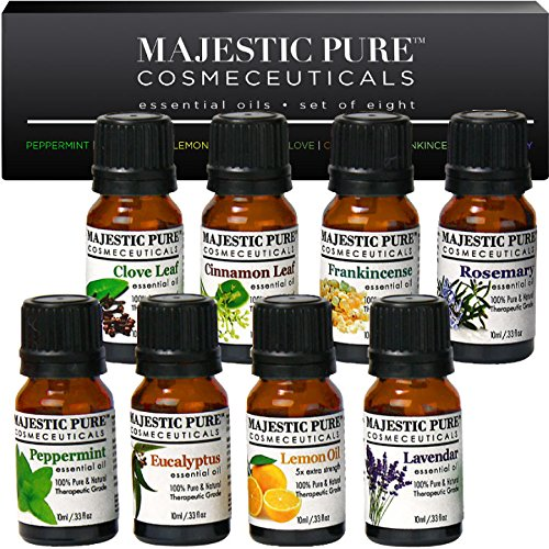 majestic-pure-aromatherapy-essential-oils-set-of-top-8-10-ml-pack-of-8-includes-lavender-frankincens