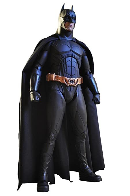 Batman Begins - 1/4 Scale Batman (Bale) Figure (45Cm)