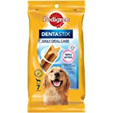 Pedigree Dentastix, Large Dog Dental Treats, 56 Count