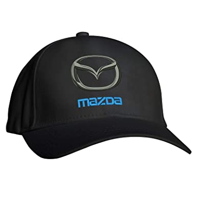 Embroidered Mazda Logo Baseball Cap db8efdc2e12