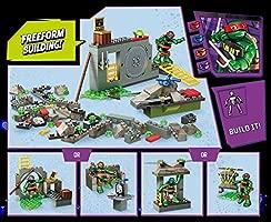 Mattel Mega Bloks dyt38 - Cons Trux Teenage Mutant Ninja ...