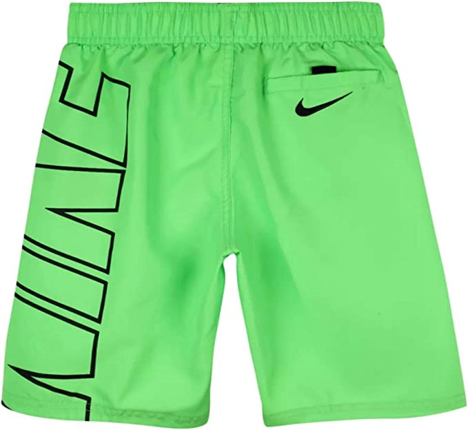 Nike Costume Bambino Verde Fluo NESS8650370