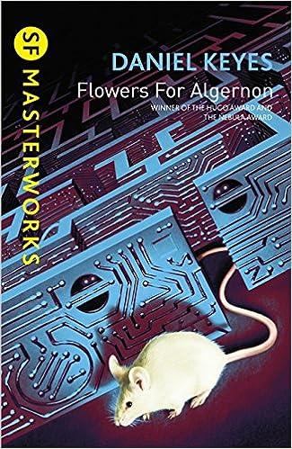 Znalezione obrazy dla zapytania flowers for algernon sf masterworks