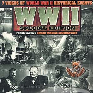 Frank Capra's World War Two WW2 Special Edition Documentary [VHS]