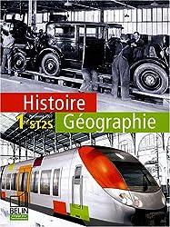 Histoire Géographie 1e ST2S