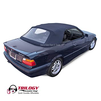 bmw 3 series convertible top 94 99 e36 in blue acoustic vinyl w amazoncom bmw z3 convertible top