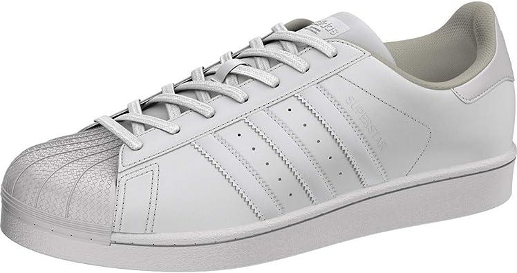 Amazon.com   adidas Originals Men's Superstar Foundation Shoes ...