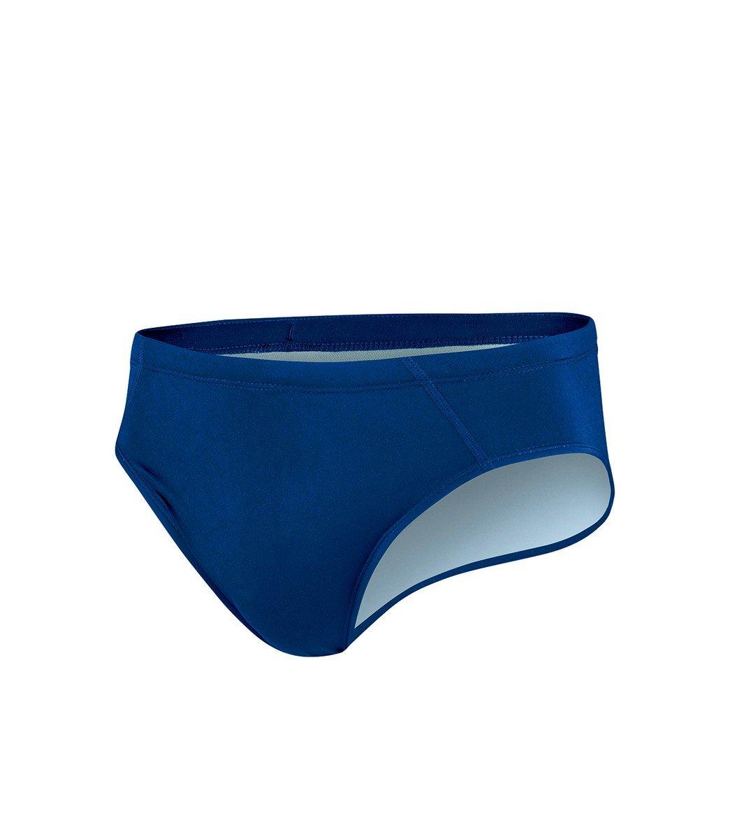 Nike Big Swoosh Swim Brief Men's 28 ArgonBlue