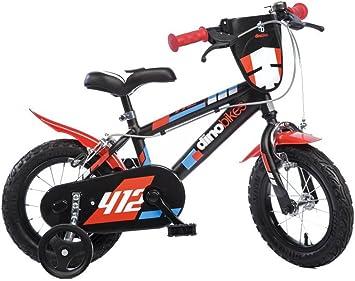 Dino Bikes 412US - Bicicleta para niño de la marca Dinobikes de 12 ...