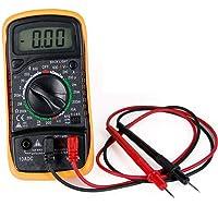 DIGIFLEX Volt Testing Digital Multimeter Voltmeter Ammeter AC DC Meter OHM for DIY