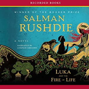 Luka and the Fire of Life Audiobook