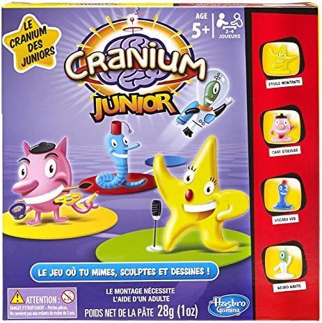 Hasbro - B21361010 - Compañía Juego - Cranium Júnior: Amazon.es: Juguetes y juegos