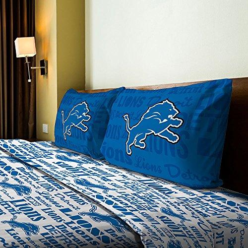 Detroit Lions Bedding Lions Bedding Set