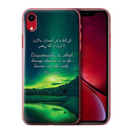 coque iphone xr islam