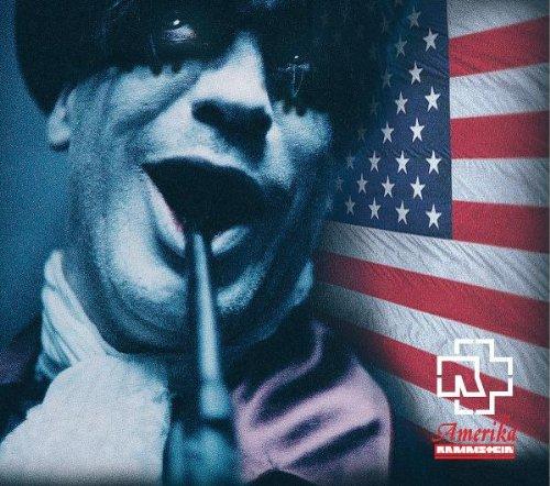 Bildergebnis für Rammstein Amerika cover