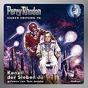 Konzil der Sieben - Teil 1 (Perry Rhodan Silber Edition 74) | William Voltz, Ernst Vlcek