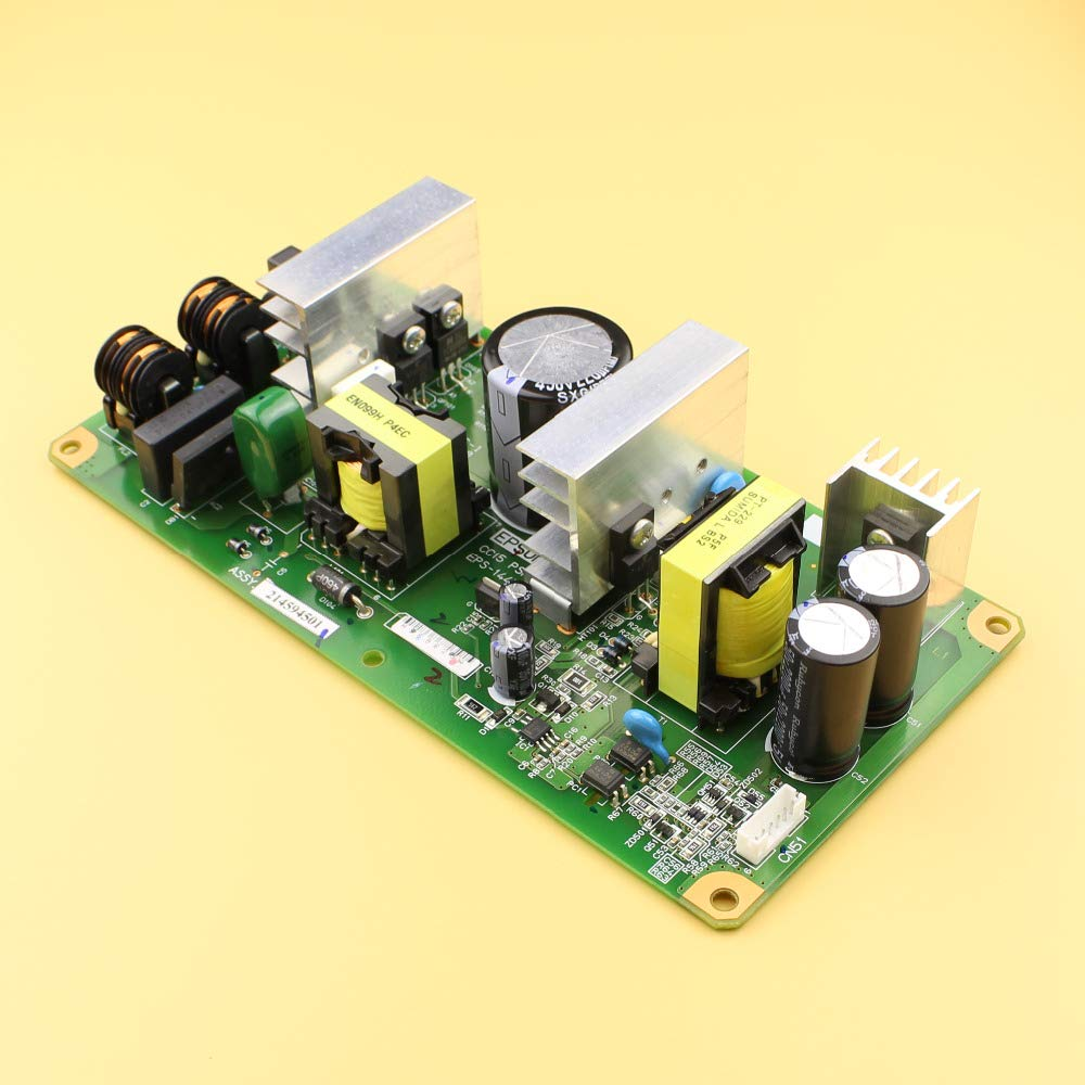 220V Original Power Supply Board Assy for Epson SureColor F6070 F6000 F7000 T3000 T5000 T7000 T3200 T5200 T T3270 T5270 T7270 Part Number 214594501 by Mangko