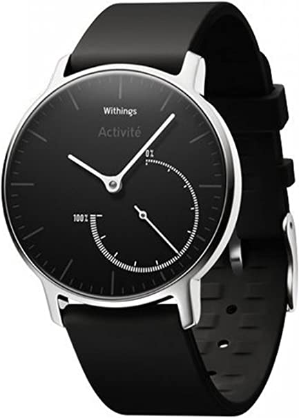 Withings Activite Steel Reloj Conectado con Seguimiento automático ...