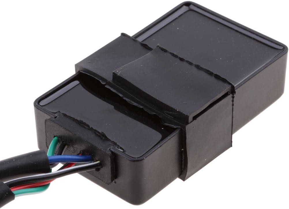 MonkeyJack Plastic CDI Box Ignitor for Kawasaki ATV KLF 300B Bayou 1988-1995