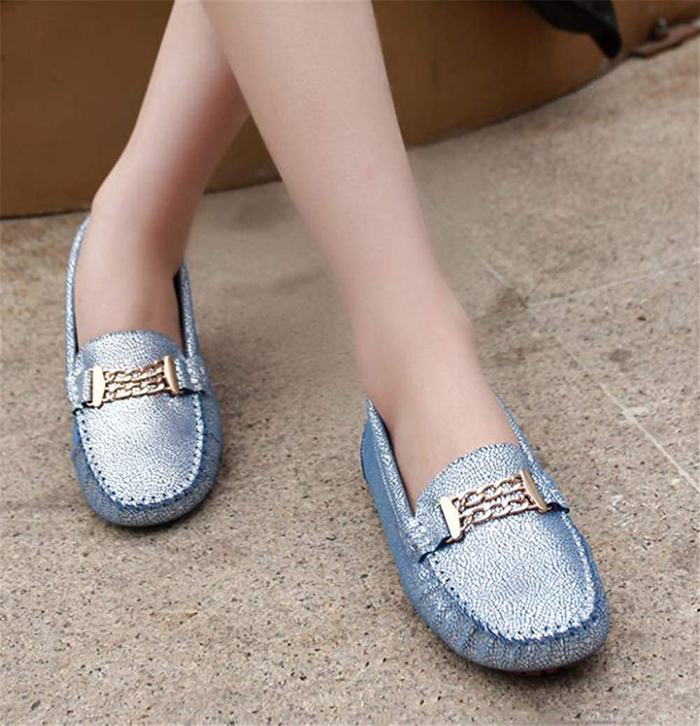 excellent.c New Womens Shoes Flat-Bottom Loafers Casual Shoes Walking Shopping