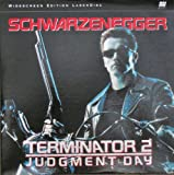 Terminator 2 Judgement Day Widescreen Laser Disc