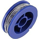 VIPECO 1ピース 0.8ミリメートル ミニ ピュア はんだ ワイヤー ノー クリーン フラックス 錫鉛 はんだ ワイヤー ロール