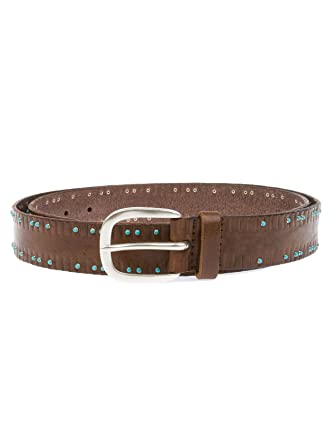 Orciani Homme U07637BROWN Marron Cuir Ceinture  Amazon.fr  Vêtements ... b29feccd6f7