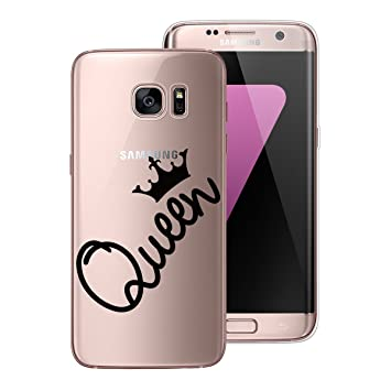 coque samsung galaxy s7 edge queen